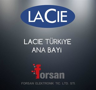 10TB LACIE STHA10000800 D2 USB 3.1 TYPE-C  HARİCİ DİSK