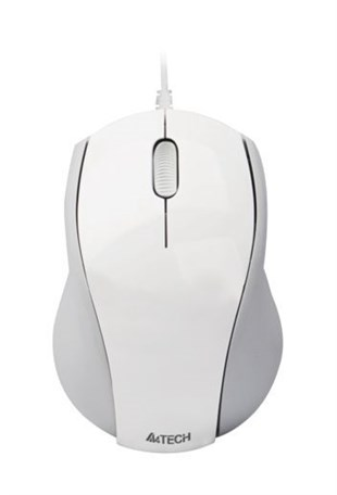A4 TECH N100-2 V-TRACK OPTIK USB MINI BEYAZ MOUSE