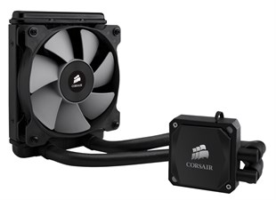 CORSAIR KC-CW-9060007-WW HYDRO H60 INTEL 2011 V3 AM4 UYUMLU 120MM SIVI SOĞUTMA SİSTEMİ