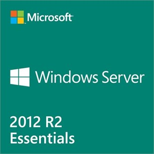 HPE 748919-021 MS WINDOWS SERVER 2012 R2 ESSENTIALS TURKCE / INGILIZCE