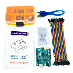 INTEL GENUINO BASLANGIC SETİ