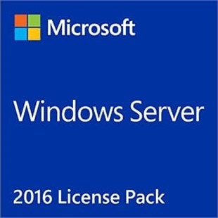 LENOVO 01GU640 THINKSYSTEM MICROSOFT SERVER 2016 CAL 5 USER