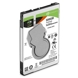 SEAGATE FIRECUDA 2.5 500GB SATA 3.0 128MB 140MB/S 5400RPM 7MM ST500LX025 NOTEBOOK HDD