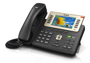 YEALINK SIP-T29G IP PHONE 4.3 (480X272) TFT COLOR LCD, 16 SIP LINE 2xGIGABIT PORT STAND USB, SUPPORT BLUETOOTH HEADSET WALLMT WITH PSU